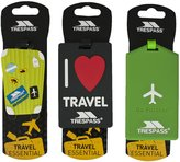 Trespass Traveltag Luggage Tag