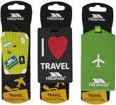 Trespass Traveltag Luggage Tag