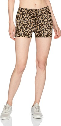 Soffe Women's Printed Compression Short