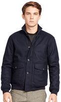Polo Ralph Lauren Wool-Blend Down Skeet Jacket