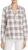 Soft Joie Antolina Plaid Shirt
