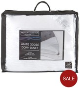 Hotel Collection White Goose Down 10.5 Duvet