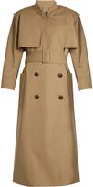 Balenciaga Water-repellent trench coat