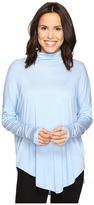 MICHAEL Michael Kors Long Sleeve Drop Shoulder Turtleneck