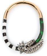 Shourouk 'Aigrette' necklace