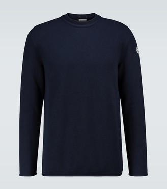 Moncler Cashmere-blend sweater