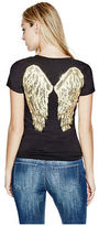 G by Guess GByGUESS Women's Adia Wing Tee