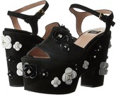 Moschino Embellished Platform Sandal Women's Sandals