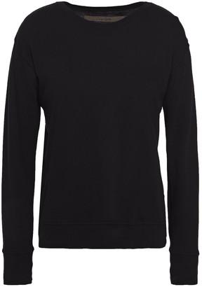 Enza Costa Cotton-jersey Top