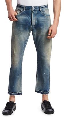 John Elliott The Kane Graffiti Jeans