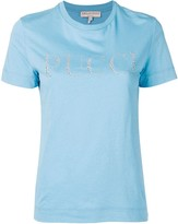 Emilio Pucci logo embellished T-shirt