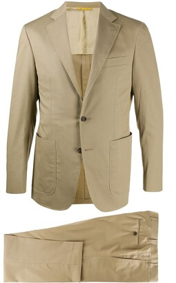 Canali Single-Breasted Suit