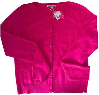 Bonpoint Pink Cashmere Knitwear