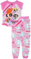 "Komar Kids Powerpuff Girls Little Girls' ""Everything Nice"" 2-Piece Pajamas"