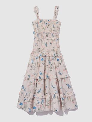 Saylor Althea Floral Maxi Dress