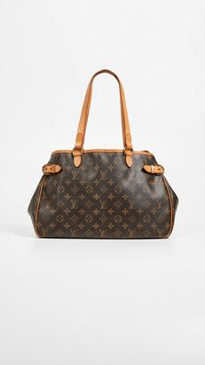 What Goes Around Comes Around Louis Vuitton Monogram Batignolles Horiz Bag