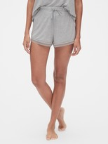 Gap Truesleep Print Modal Shorts