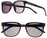 Izod Men's Polarized Square Sunglasses