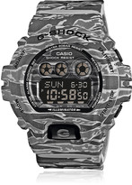 G-Shock Premium Grey Camouflage Digital Watch