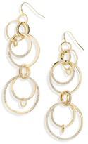 Melinda Maria Women's Laurel Drop Earrings