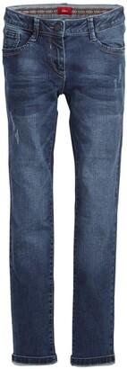 S'Oliver Girl's 66.909.71.3473 Jeans