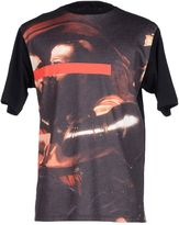 Black Scale T-shirts