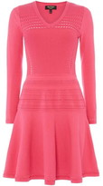 Juicy Couture Ottoman Stitch Knitted Dress
