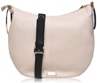 Biba Leather Hobo Bag