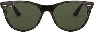 Ray-Ban Wayfarer II sunglasses