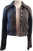 Christian Dior Grey Denim - Jeans Jacket for Women
