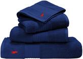 Ralph Lauren Home Player Towel - Navy - Bath Towel