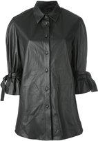 Drome plain shirt - women - Lamb Skin - L