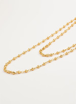 Gorjana Layer Bali Wrap Necklace