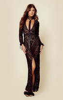 For love and lemons j'adore maxi dress