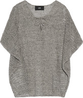 Line Rory open-knit linen sweater