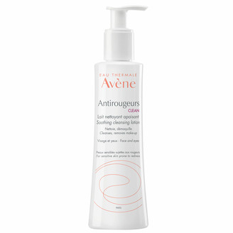 Avene Antirougeurs Clean Cleansing Lotion for Skin Prone to Redness 200ml