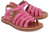 Pom D'Api Pom Dapi Fuschia Strap Sandals