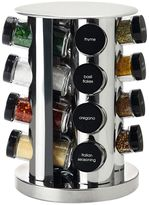 Maxwell & Williams Spice It Up 17-Piece Stainless Steel Carousel