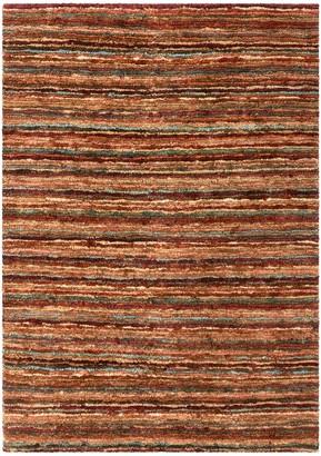 John Lewis & Partners Rustic Jute Stripe Rug, L240 x W170cm