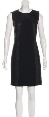 93989fc710b Diane von Furstenberg Black Sheath Dresses - ShopStyle