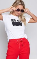 Levi's The Perfect Tee NYC White