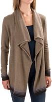 Woolrich Clapshaw II Long Cardigan Sweater - Wool Blend, Open Front (For Women)