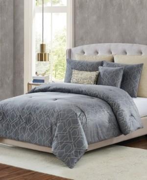 Pem America 5th Avenue Lux Madison 7-Piece King Bedding Set Bedding