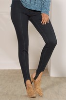 Talls Denim Lean Line Stirrup Pants
