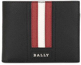 Bally Stripe Bi-Fold Waller