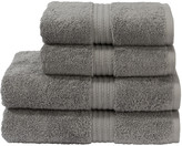 Christy Plush Towel - Shale - Bath Towel