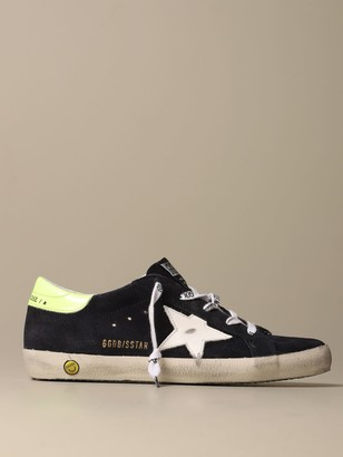 Golden Goose Superstar Classic Sneakers In Suede