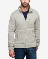 Lucky Brand Men's Polar Fleece Full-Zip Sweater