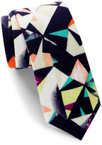 Original Penguin Trice Abstract Tie