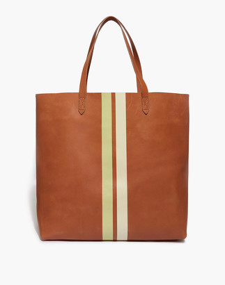 Madewell The Transport Tote: Striped Edition